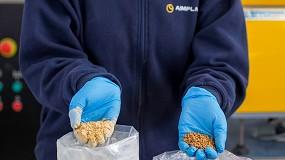 Foto de Go-Oliva convierte el hueso de la aceituna en el material Oliplast, destinado a incrementar el valor añadido del olivar