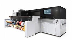 Foto de Durst presenta el equipo de impresión por sublimación P5 TEX iSUB