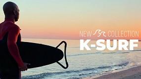 Foto de Rolser presenta K-Surf, la revolución en las tablas de planchar