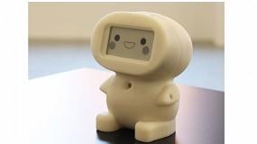 Foto de vöbu, primer mini-robot que detecta los niveles de contaminación invisible