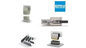Foto de Digi-Key Electronics anuncia una nueva asociación de distribución global con ERNI Electronics