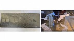 Foto de Electrodos de electroerosión fabricados mediante Impresión 3D