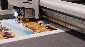 Foto de EMG presenta la nueva mesa de corte digital Duplo PFi Blade B2+