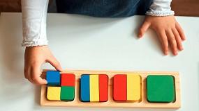 Foto de Clases de juguetes y juegos educativos según pedagogía y edad