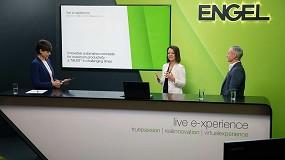 Foto de Engel espera varios miles de asistentes a su e-symposium 2021 en junio