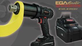 Foto de EGA Master presenta sus nuevas llaves dinamométricas a batería
