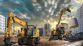 Foto de Novas escavadoras de rodas CAT® Next Generation: maior eficiência e menores custos de operação e manutenção