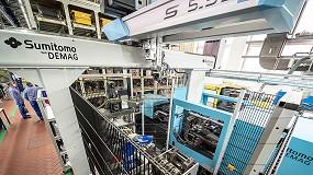 Foto de Sumitomo (SHI) Demag e BASF desenvolvem nova célula para processar polímeros de alto desempenho