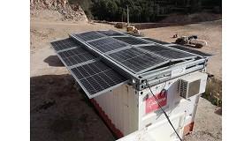 Foto de Acciona implementa generadores eléctricos fotovoltaicos en las obras de la Autovía A-27 Valls-Montblanc