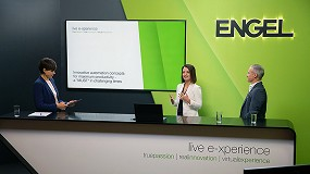 Foto de Engel leva simpósio digital a casa dos seus clientes
