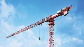 Foto de Potain presenta su nueva grúa torre MDT 489