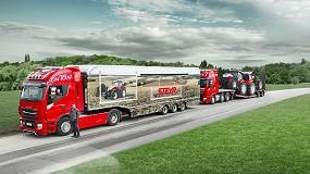 Foto de STEYR incorpora un nuevo camión a su flota de demostraciones