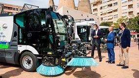 Foto de Arranca el nuevo servicio de Limpieza de Elche, Alicante