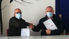 Foto de LafargeHolcim y Brinzal firman un acuerdo de custodia para difundir el modelo de restauración de la cantera La Chanta