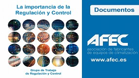 Foto de Afec elabora un documento con los aspectos básicos sobre la importancia de la regulación y control