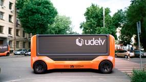 Foto de Mobileye y Udelv llegan a un acuerdo para automatizar los repartos