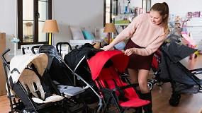 Foto de Paseo del bebé: productos ligeros, prácticos y compactos