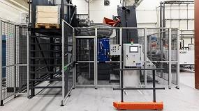 Foto de Una empresa sueca opta por una solución flexible y eficiente para el procesamiento en fundiciones de zinc
