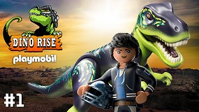 Foto de Playmobil Dino Rise: ¡Comienza la aventura definitiva!