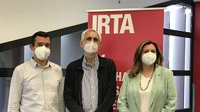 Foto de IRTA y el Colegio de Ingenieros Agrónomos de Cataluña se alían para promover la transferencia tecnológica en el sector agroalimentario