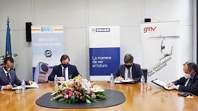 Foto de Escribano y GMV se unen a Sener Aeroespacial en la iniciativa SMS