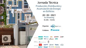 Foto de Ashrae Spain Chapter organiza la jornada 'Producción, distribución y acumulación de energía'