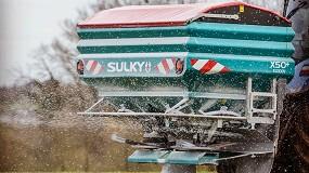 Foto de AG-Group asume la comercialización de las abonadoras Sulky