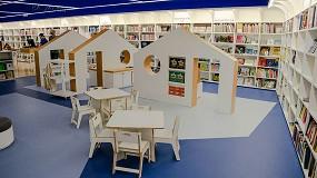Foto de Grup Efebé presenta su colección de mobiliario escolar diseñado para superar la escuela convencional