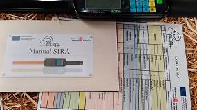 Foto de Jornada final del proyecto Aslana sobre lectores transmisores de ovino con presentación de resultados