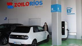 Foto de Dyngas TPV integra el control de los equipos de recarga eléctrica en el punto de venta