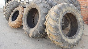 Foto de El 94% de los neumáticos en Europa se recogen y tratan al final de su vida útil