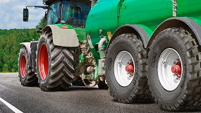 Foto de BKT añade la medida 525/65 R20.5 en la gama de neumáticos Ridemax FL 699