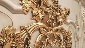 Foto de Eckart presenta nuevos pigmentos dorados en polvo de alta calidad para madera y plásticos
