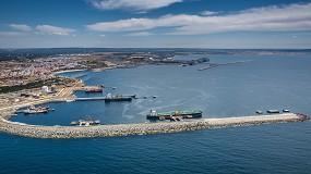 Foto de Sines e Roterdão parceiros em candidatura no âmbito do Green Deal 2020