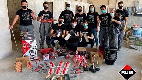 Foto de El grupo Rubi cierra un acuerdo de colaboración con cinco centros de FP