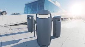 Foto de Contenur presenta las papeleras Omega: eficiencia y sostenibilidad