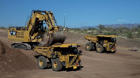 Foto de Caterpillar supera los 3 mil millones de toneladas transportadas autónomamente con Cat Command