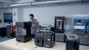 Foto de La Universidad de Karlsruhe ofrece formación de ingeniería avanzada con la impresora 3D Method X