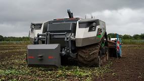 Foto de Claas invierte en la start-up AgXeed y presentará una máquina autónoma en 2022