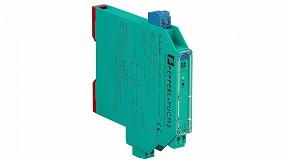 Foto de Pepperl+Fuchs presenta los controladores de corriente SIL 3 para zonas peligrosas