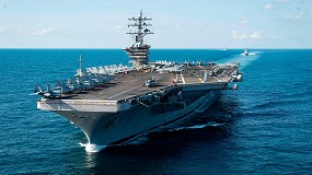 Foto de IFS y Lockheed Martin realizarán el mantenimiento inteligente de la Marina estadounidense