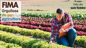 Foto de FIMA aprovecha San Isidro y homenajea a los profesionales agrícolas
