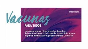 Foto de Vacunas para todos: así está trabajando la industria farmacéutica para lograr la inmunización global contra la COVID-19