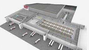 Foto de Levi Strauss construye su centro logístico europeo en Alemania con TGW