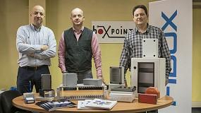 Foto de Entrevista Jordi Aguilar, Daniel Vendrell y Jordi Sucarrats, equipo directivo de Box Point