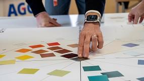 Foto de A nova coleção de vidros AGC Lacobel e Matelac apresenta as suas novas cores