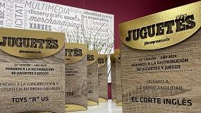 Foto de Valoraciones de los galardonados en los Premios a la Distribución de Juguetes y Juegos, año 2020