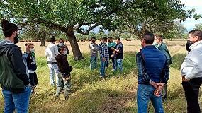 Foto de Capacitación en Navalmoral de la Mata (Cáceres) en ganadería regenerativa y pastoreo dirigido