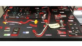 Foto de Alta precisión al servicio de los fabricantes de motores de aviones