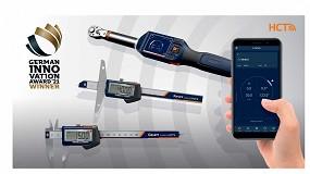 Foto de 'Hoffmann Group Connected Tools' premio alemán a la Innovación 2021